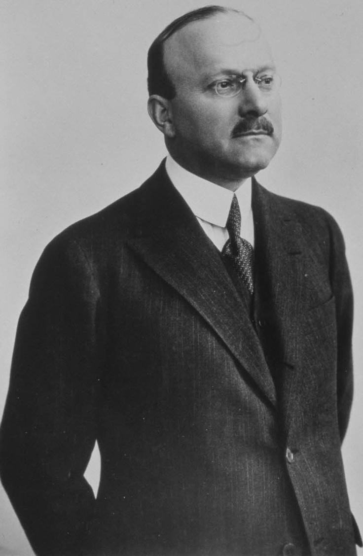 André CITROËN (1878 - 1935)