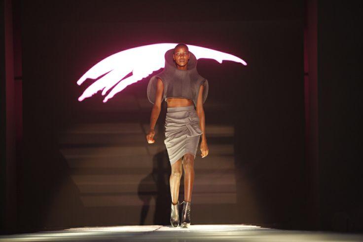 sfilata di moda. a fashion show