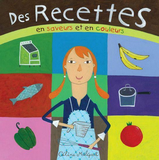 Livres de recettes pour enfants