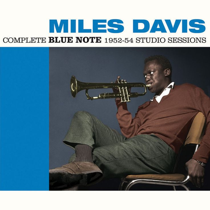 Blue Note  1952-54 studio session