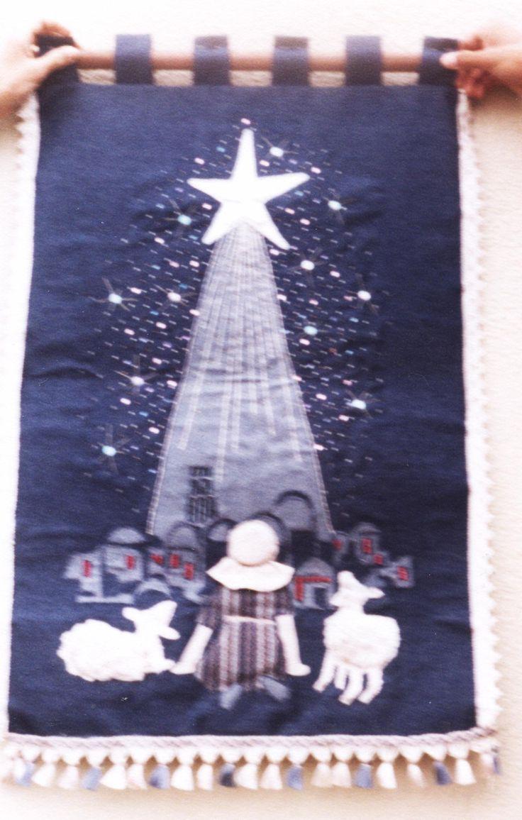 Kersfees, my heel eerste kanselkleed