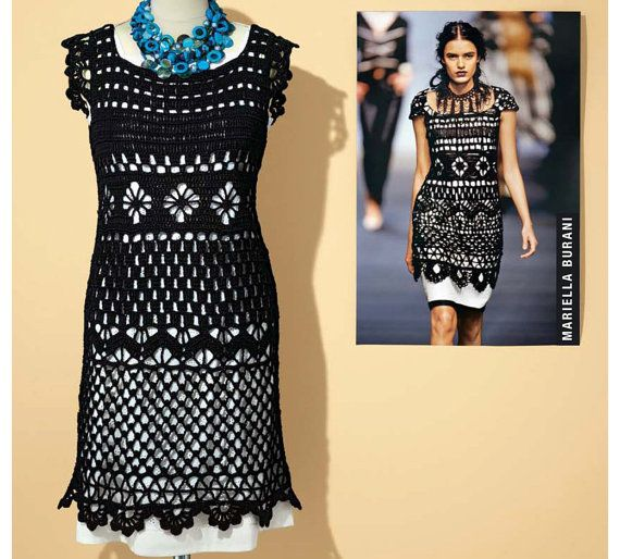 Hey, I found this really awesome Etsy listing at https://www.etsy.com/listing/162786342/crochet-dress-crochet-cocktail-dress