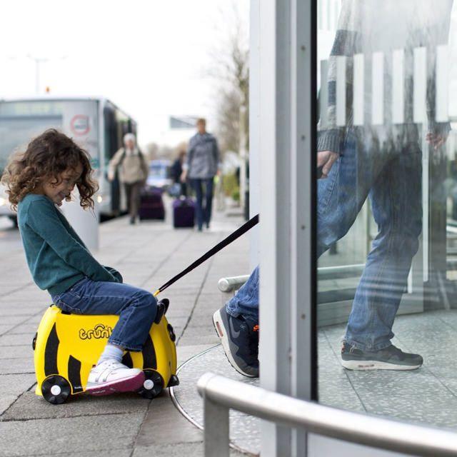 bagaglio per bambini by Trunki