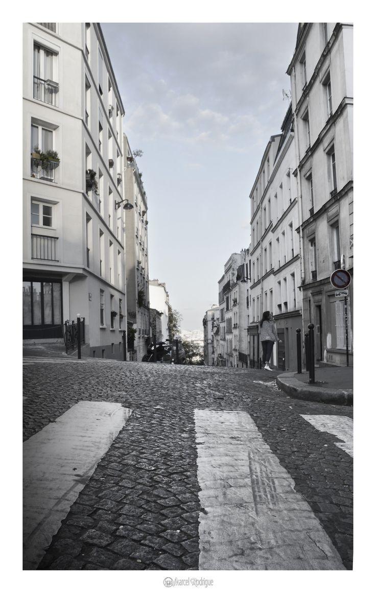 https://flic.kr/p/udbNDz | Paris - Montmartre