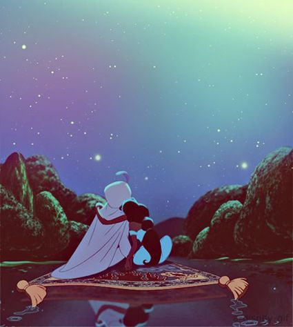 Aladdin | Beautiful movie I loved it. It's definitely in my top 3 fave Disney films