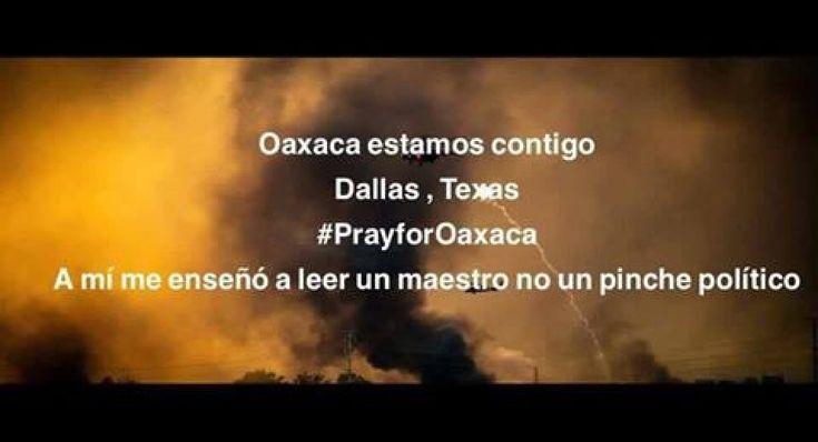 Crece la ola de repudio nacional e internacional a la masacre de Nochixtlán – Desinformémonos