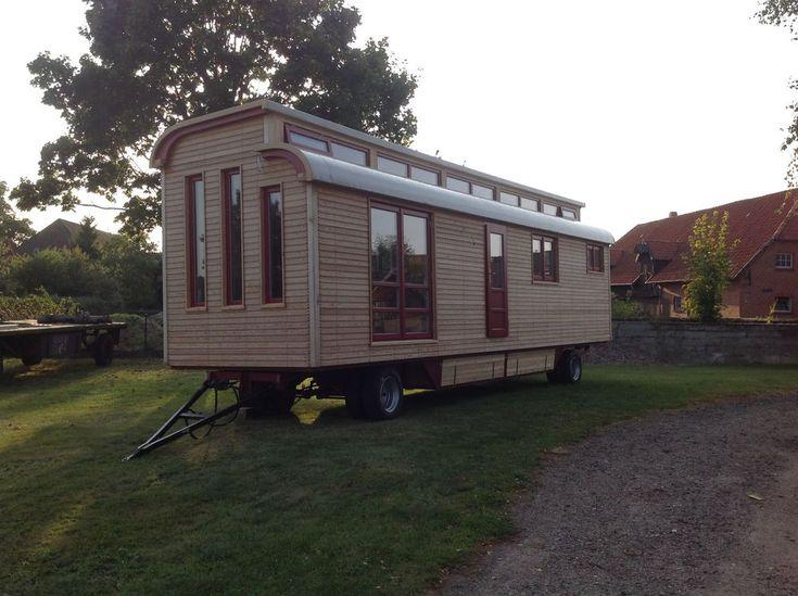 Details zu Ferienwohnung, Bauwagen, Zirkuswagen, Atelier