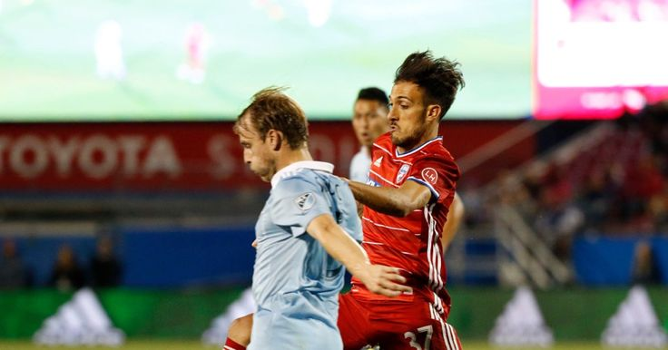 Urruti, Gonzalez lead FC Dallas past Real Salt Lake, 3-0