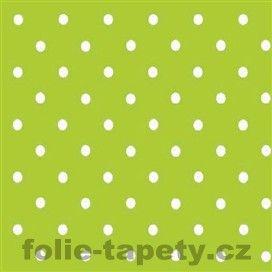 Samolepící tapeta d-c-fix Petersen zelené šíře 45cm - dekor 245