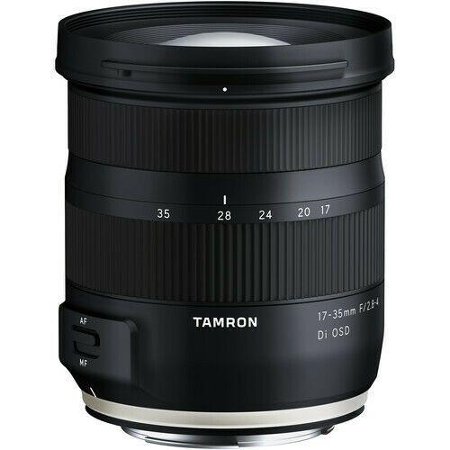 Tamron 17 35mm F 2 8 4 Di Osd A037 Lens For Canon Ef Stock From Eu Meilleur Nikon Full Frame Camescope