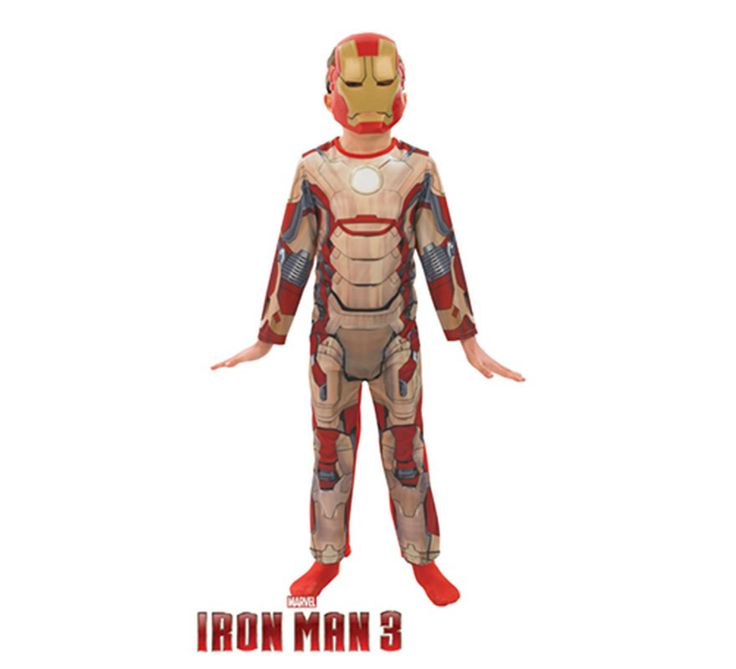 Disfraz de #IronMan #LosVengadores #LosVengadores2 #TheAvengers #TheAvengers2 #Marvel #Disfraz #Disfraces #Superheroe #Superheroes #Superhero #Superheros