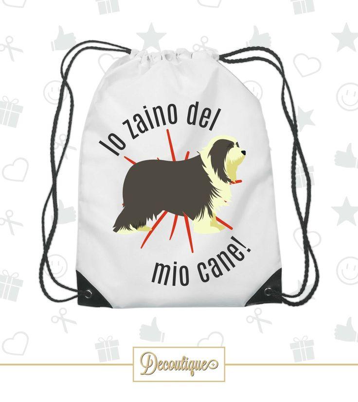 SACCA PORTAOGGETTI BOBTAIL #bobtail #dog #animali #puppy #nature #cane #ilmiglioreamico #canidirazza #natura #idearegalo  Codice: SCC023 Prezzo: 7,00 € Spedizione in Italia: 6,00 €  Per prenotare la tua Sacca contattaci in privato o all'indirizzo email info@decoutique.it Personalizza la tua Sacca con lo stile più adatto a te. Affidati a noi per la tua proposta grafica!