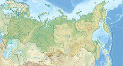 Cráter Popigai  Fecha: Hace 35,7 millones de años aprox.  Lugar: Siberia, Rusia  Características: Los científicos rusos consideran que este cráter es un gran depósito de diamantes, confiriendo la categoría a este lugar de ser una de las mayores acumulaciones del mundo.