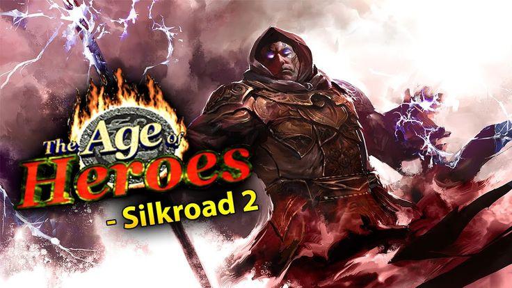 Age Of Heroes:Silkroad 2|Batalha Épica|Walkthrough Longplay HD