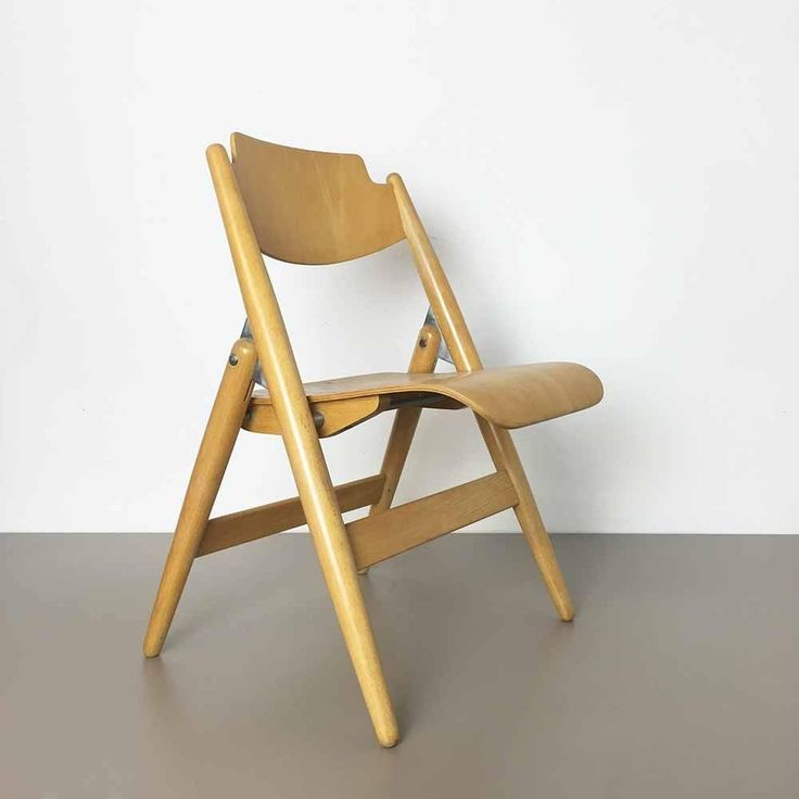SE18 Children's Chair by Egon Eiermann for Wilde