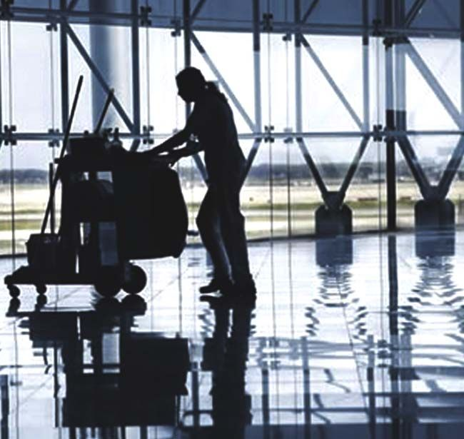 Quality Office Building Cleaning And Janitorial Services At Competitive  Prices. Free Estimates. Www.