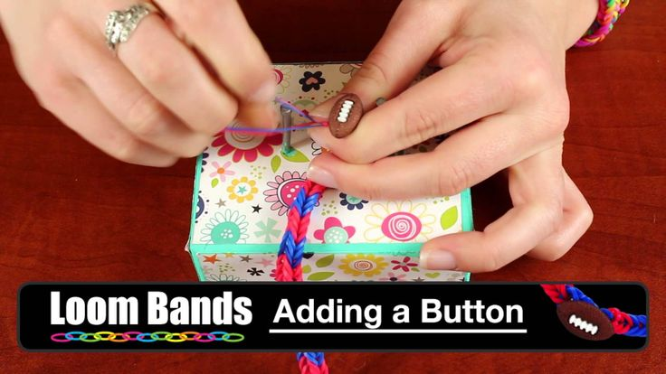 crazy loom bands instructions
