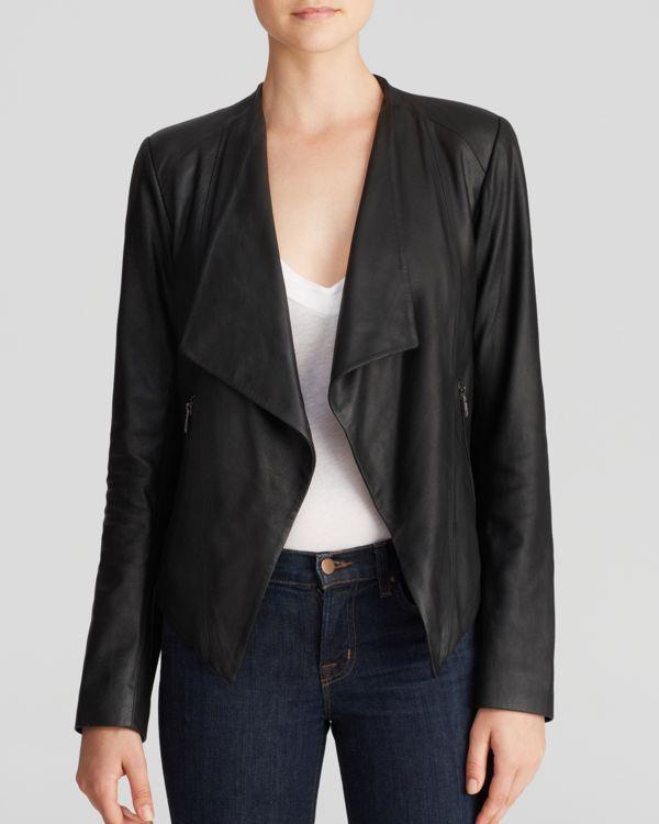 BB Dakota Jacket - Tyne Soft Lamb Leather | Bloomingdale's