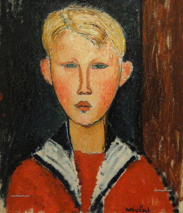 Amedeo Modigliani: El expresionismo y la Escuela de París