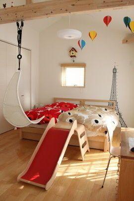 【かわいい】オシャレで可愛い❤子供部屋画像集【レイアウト・インテリア】 - NAVER まとめ