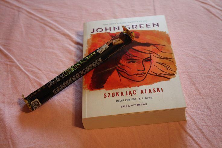 Na blogu wisi tekst o książce Greena! #green #książka #book