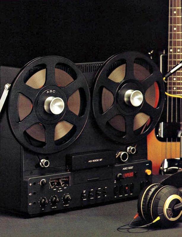 ASC 6000  - www.remix-numerisation.fr - Rendez vos souvenirs durables ! - Sauvegarde - Transfert - Copie - Digitalisation - Restauration de bande magnétique Audio Dématérialisation audio - MiniDisc - Cassette Audio et Cassette VHS - VHSC - SVHSC - Video8 - Hi8 - Digital8 - MiniDv - Laserdisc - Bobine fil d'acier - Micro-cassette - Digitalisation audio - Elcaset