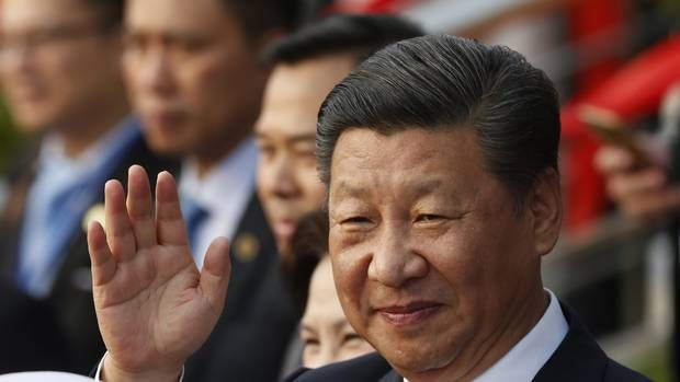 China's President Xi Jinping. A New Zealand professor says China's