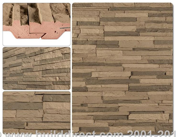 faux river rock panels canada stone siding stacked exterior fake menards