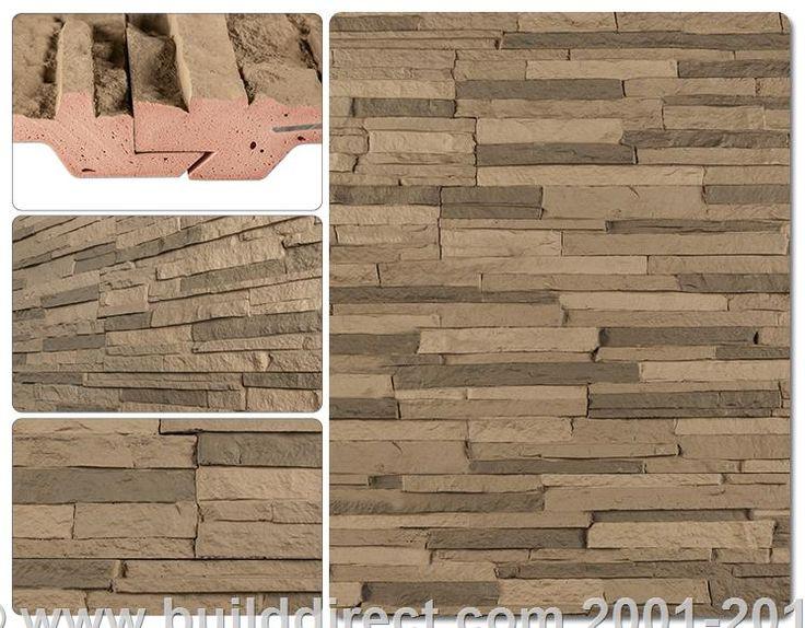 faux stone veneer panels interior walls siding exterior