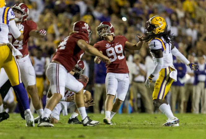 A quarter-by-quarter look at how Alabama beat LSU