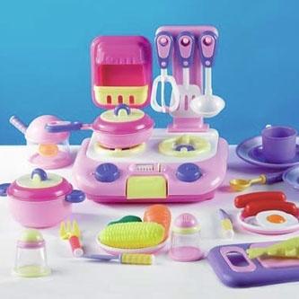 Kitchen Playset - £12.95