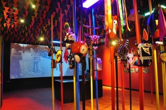 Barranquilla - Sala del carnaval Elsa Caridi