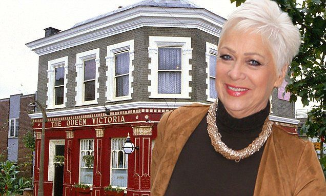 Denise Welch joins EastEnders as a member of the Slater family