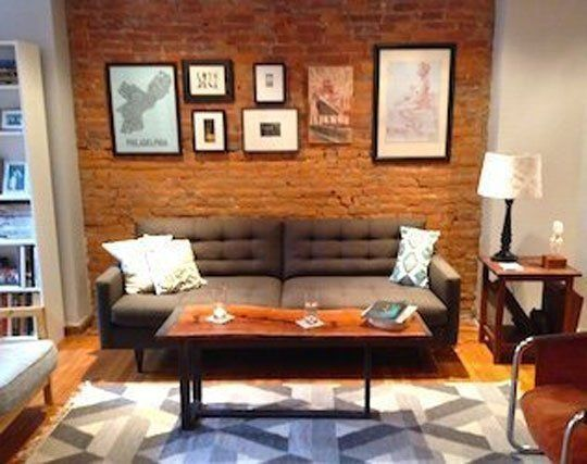 Before After Leahs Revealed Living Room The Big Reveal Makeover Contest 2015
