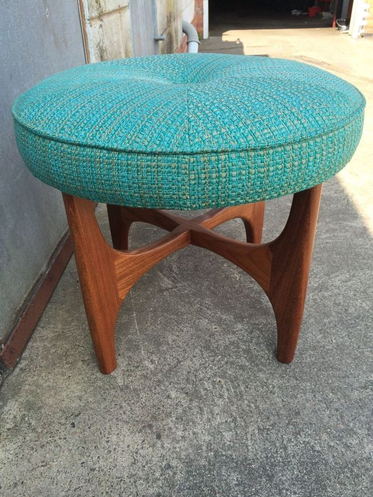 Original Vintage Retro G Plan  Fresco range  Teak Stool by V.B Wilkins 1970s