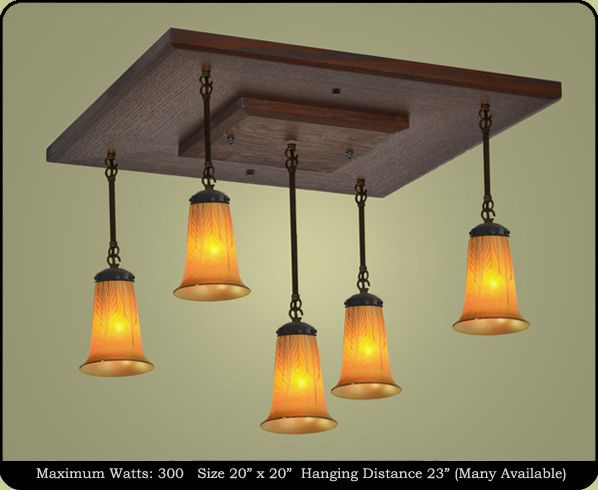 799 best images about Arts Crafts lighting on Pinterest
