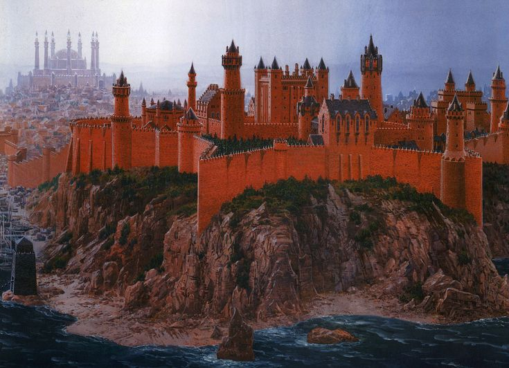 View, download, comment, and rate this 1579x1143 The Red Keep, the great Royal Seat of all Westeros Wallpaper - Wallpaper Abyss