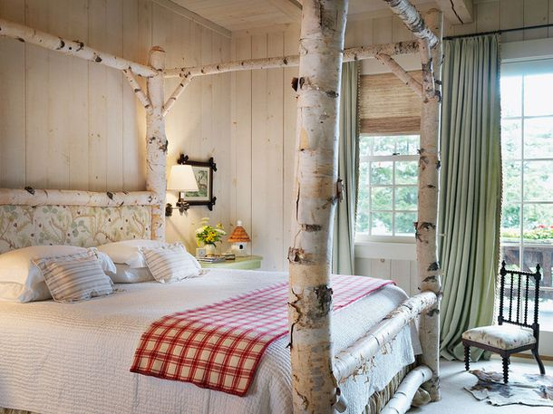Как оформить спальню: оригинальные интерьеры