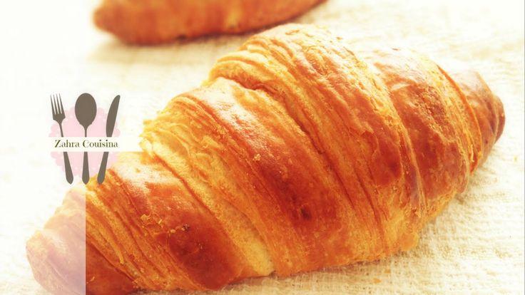 Easy Croissant Recipe - YouTube