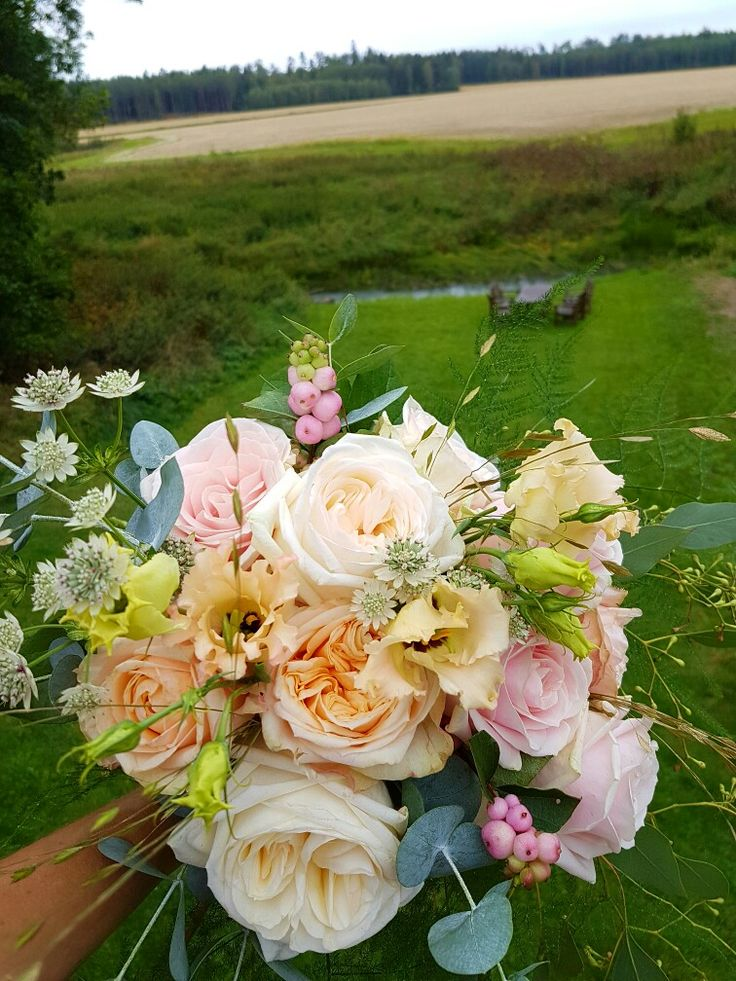bröllop weddingbouqet
