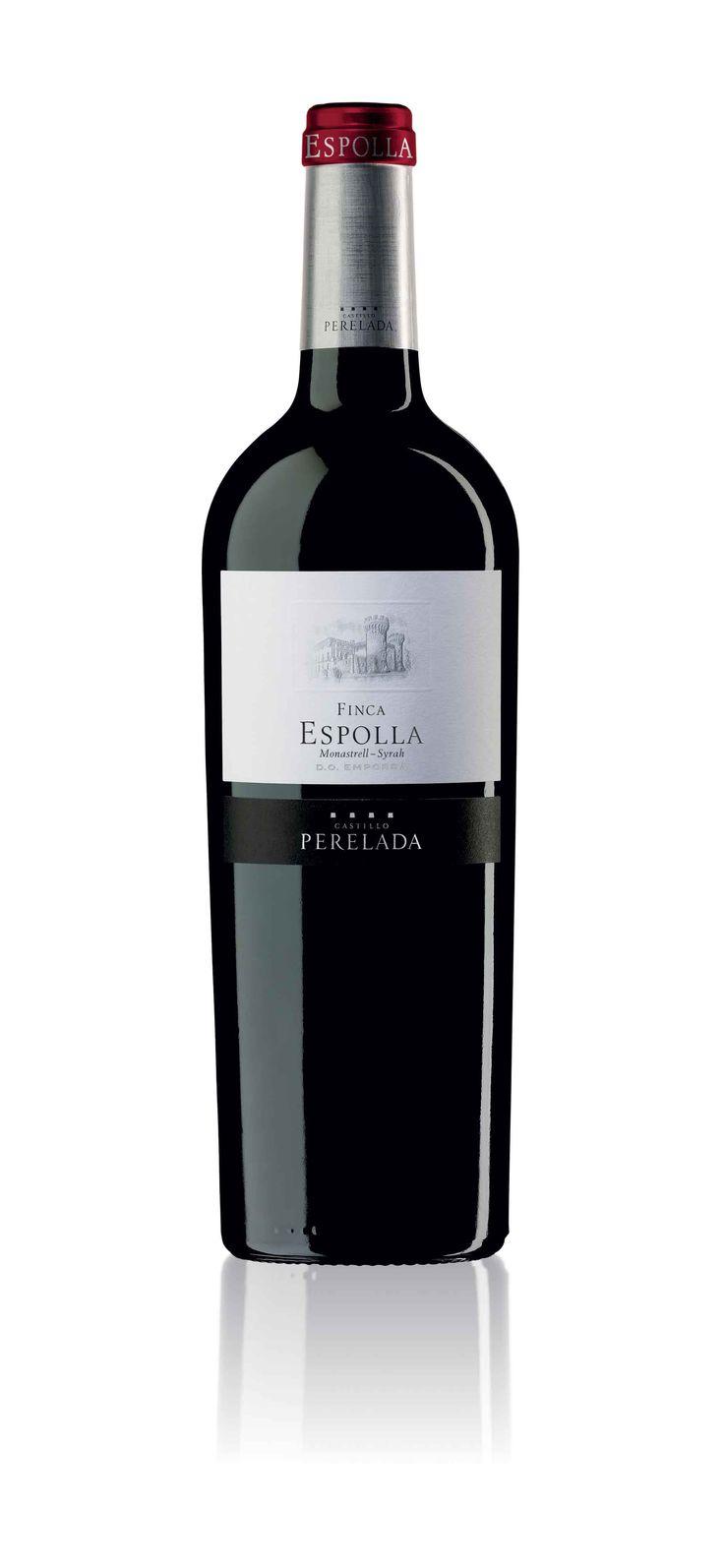 Perelada Finca Espolla http://www.perelada.com/vinos/vinos-de-finca/finca-espolla/