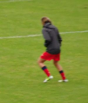Only Tobin heath would do this