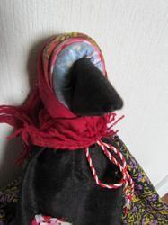 КАРЛУША или Праздник Сороки - по мотивам традиционной народной куклы