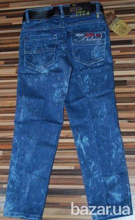 Моджные джинсы-варенки для мальчика, Турция - Одежда для мальчиков Киев на Bazar.ua
