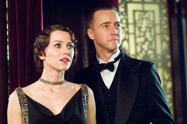 My fave Naomi Watts movie ~ the Painted Veil ....The film is based on the novel by W. Somerset Maugham is about a young English couple who move to China in the 1920's.
