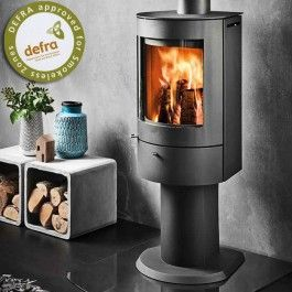 717 best Winter warmth images on Pinterest   Wood stoves, Wood ...