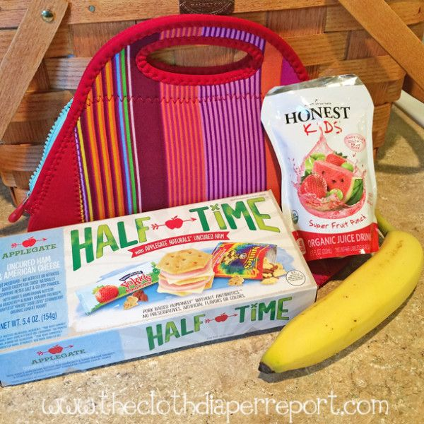 Enjoy Quick, Kid-Friendly Meals On-the-Go with the New Applegate Lunch Kits #giveaway #LunchingAwesome
