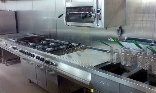 15 best commercial kitchen images on Pinterest | Industrial kitchens ...