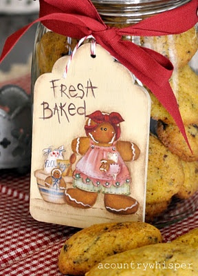 Freshed Baked Gingerbread