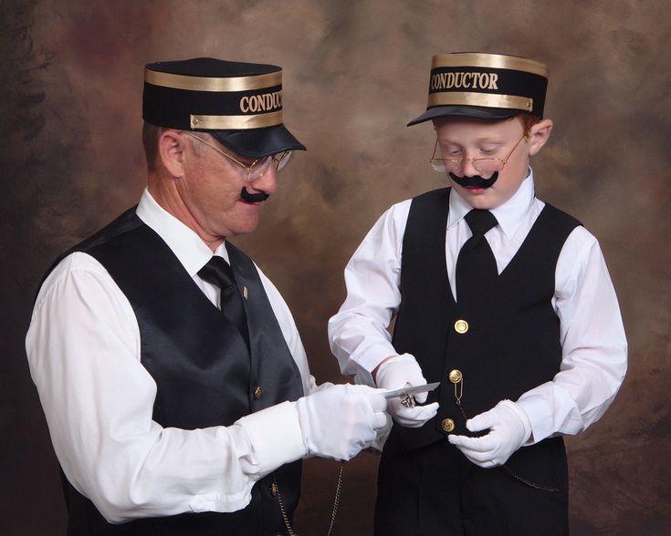 Train Conductor Costumes - Train Conductor Costume                                                                                                                                                                                 More